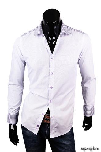 d5d91451f2f8093 Приталенные рубашки от итальянских дизайнеров – идеальный выбор для мужчины
